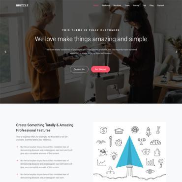 Купить  пофессиональные Шаблоны лендингов. Купить шаблон #69935 и создать сайт.