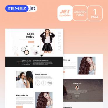 Купить  пофессиональные Elementor Templates. Купить шаблон #70129 и создать сайт.
