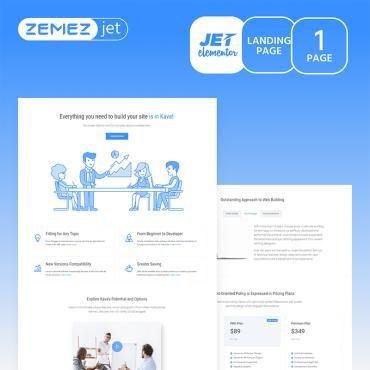 Купить  пофессиональные Elementor Templates. Купить шаблон #70138 и создать сайт.