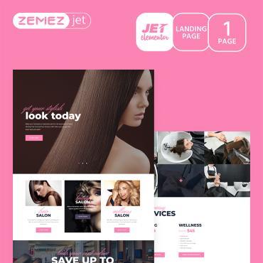 Купить  пофессиональные Elementor Templates. Купить шаблон #70143 и создать сайт.