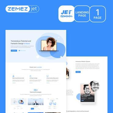 Купить  пофессиональные Elementor Templates. Купить шаблон #70146 и создать сайт.