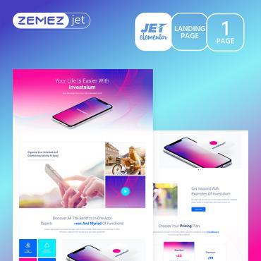 Купить  пофессиональные Elementor Templates. Купить шаблон #70149 и создать сайт.