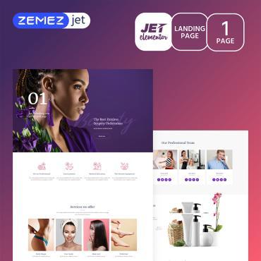 Купить  пофессиональные Elementor Templates. Купить шаблон #70155 и создать сайт.