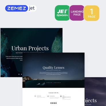 Купить  пофессиональные Elementor Templates. Купить шаблон #70157 и создать сайт.