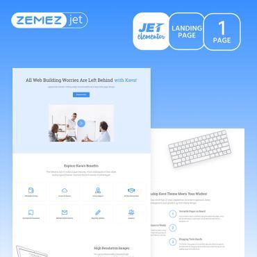 Купить  пофессиональные Elementor Templates. Купить шаблон #70158 и создать сайт.