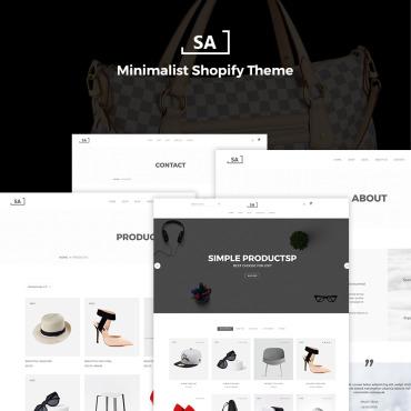 Купить  пофессиональные Shopify шаблоны. Купить шаблон #70161 и создать сайт.