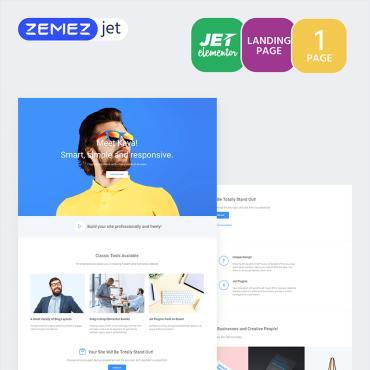 Купить  пофессиональные Elementor Templates. Купить шаблон #70164 и создать сайт.