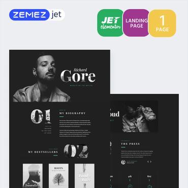 Купить  пофессиональные Elementor Templates. Купить шаблон #70171 и создать сайт.