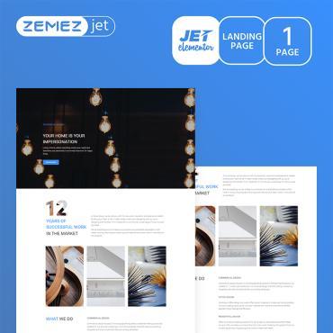 Купить  пофессиональные Elementor Templates. Купить шаблон #70174 и создать сайт.