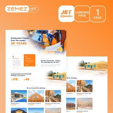 Купить  пофессиональные Elementor Templates. Купить шаблон #70175 и создать сайт.