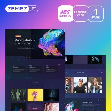 Купить  пофессиональные Elementor Templates. Купить шаблон #70178 и создать сайт.