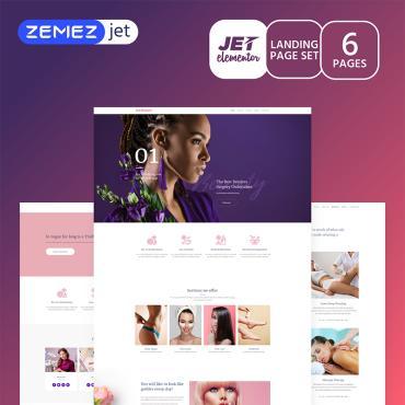 Купить  пофессиональные Elementor Templates. Купить шаблон #70186 и создать сайт.