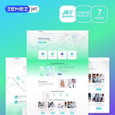 Купить  пофессиональные Elementor Templates. Купить шаблон #70187 и создать сайт.