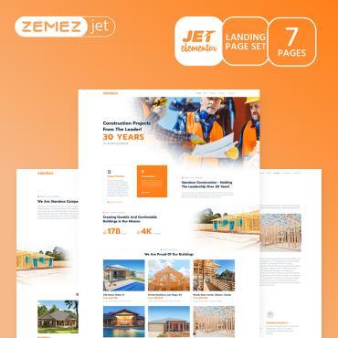 Купить  пофессиональные Elementor Templates. Купить шаблон #70194 и создать сайт.