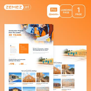 Купить  пофессиональные Elementor Templates. Купить шаблон #70212 и создать сайт.
