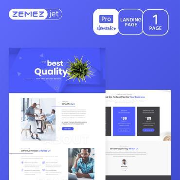 Купить  пофессиональные Elementor Templates. Купить шаблон #70219 и создать сайт.