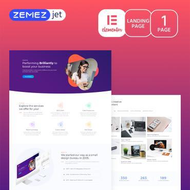 Купить  пофессиональные Elementor Templates. Купить шаблон #70272 и создать сайт.