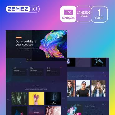 Купить  пофессиональные Elementor Templates. Купить шаблон #70274 и создать сайт.