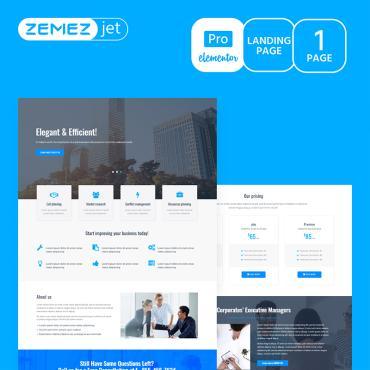 Купить  пофессиональные Elementor Templates. Купить шаблон #70275 и создать сайт.