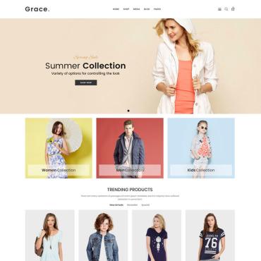 Купить  пофессиональные WooCommerce шаблоны. Купить шаблон #71266 и создать сайт.