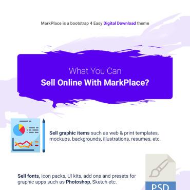 Купить  пофессиональные Bootstrap и html шаблоны. Купить шаблон #71626 и создать сайт.