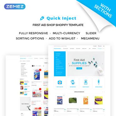 Купить  пофессиональные Shopify шаблоны. Купить шаблон #71976 и создать сайт.