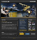 Website template #7256 by Dan