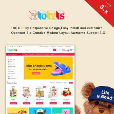 Купить  пофессиональные OpenCart шаблоны. Купить шаблон #74323 и создать сайт.