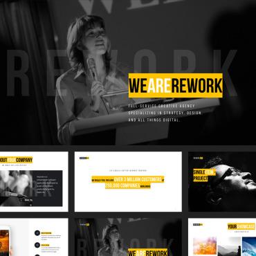 Купить  пофессиональные Keynote Templates. Купить шаблон #74447 и создать сайт.