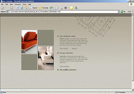 Website Template #7914