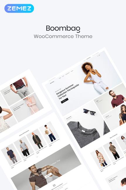 WooCommerce шаблоны