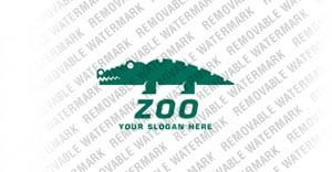 Zoo Logo Template vlogo
