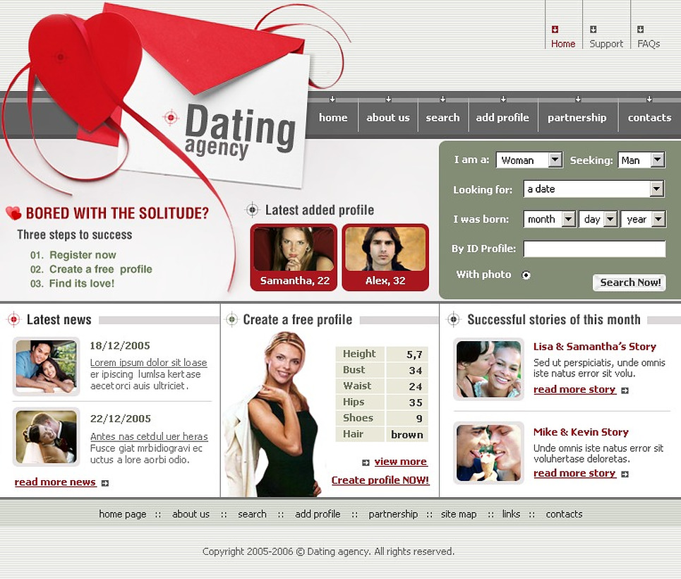 dating website templates with hosting Get 474 dating website templates on themeforest buy dating website templates from $5 all created by our global community of.