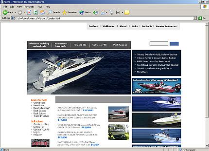 Website Template #8467