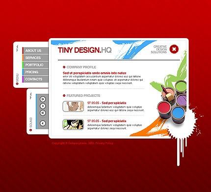 creative company profile designs. company profile project