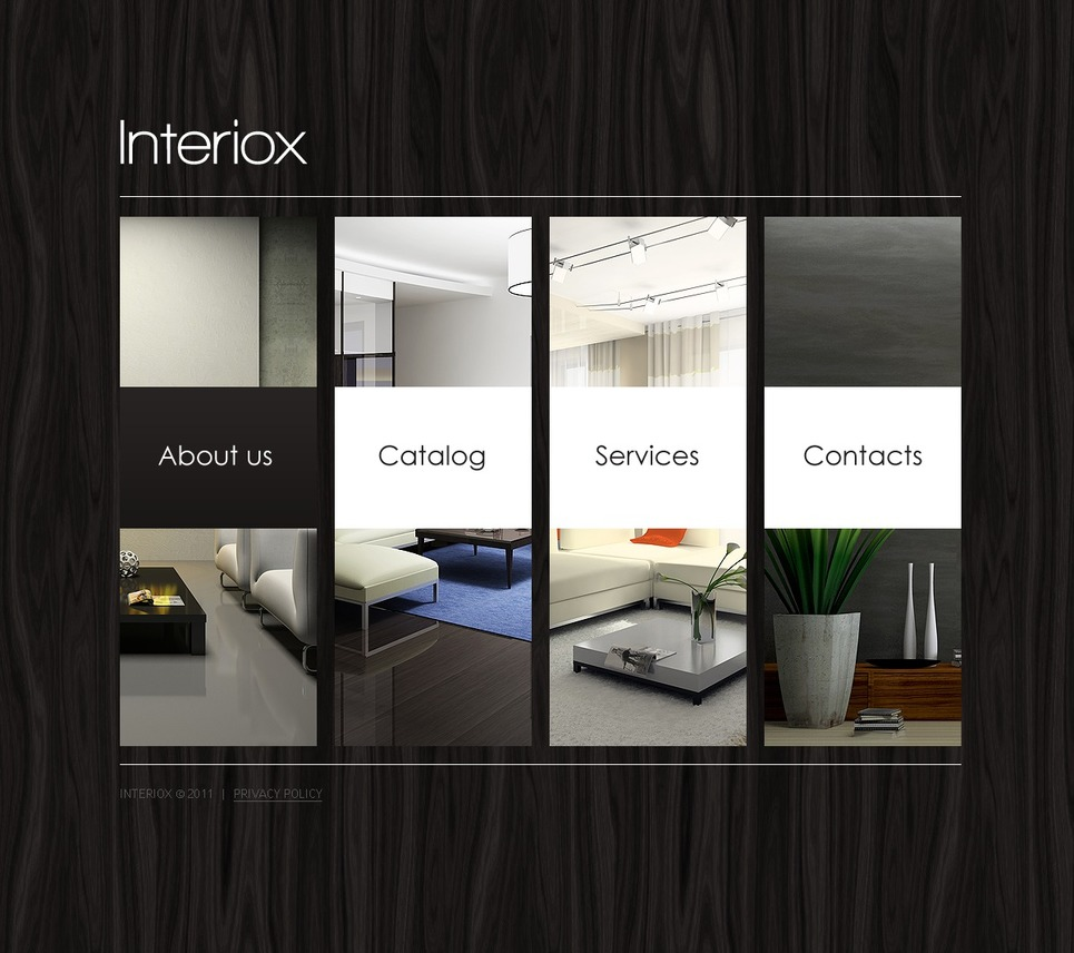 Free Interior Decoration Templates