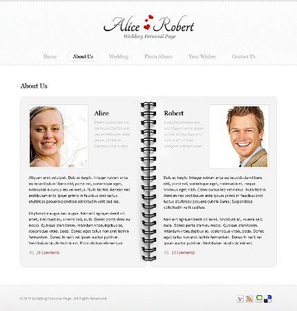 Website Template 36299
