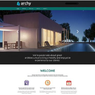 Homepage für Architekturbüro erstellen lassen