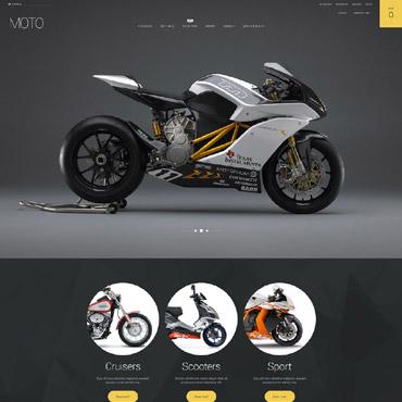 Homepage für Motorradhändler erstellen lassen