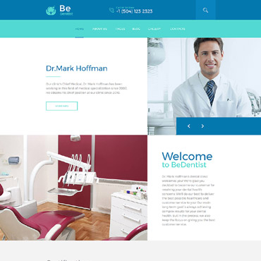 Homepage für Zahnarztpraxis erstellen lassen