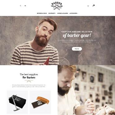 Homepage für Friseursalon erstellen lassen