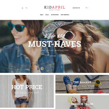 Homepage für Modegeschäft erstellen lassen