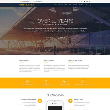 Homepage für Baufirma erstellen lassen